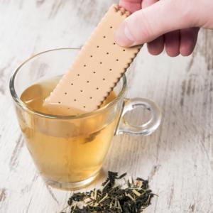 Infuseur à thé en forme de biscuit | Idées cadeaux insolites