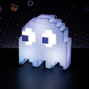 Lampe Fantôme Pac Man pour les geeks | Idées cadeaux insolites