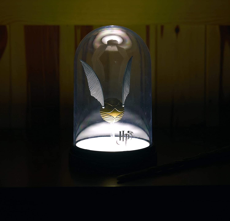 Lampe Vif d'Or Harry Potter | Idées cadeaux insolites