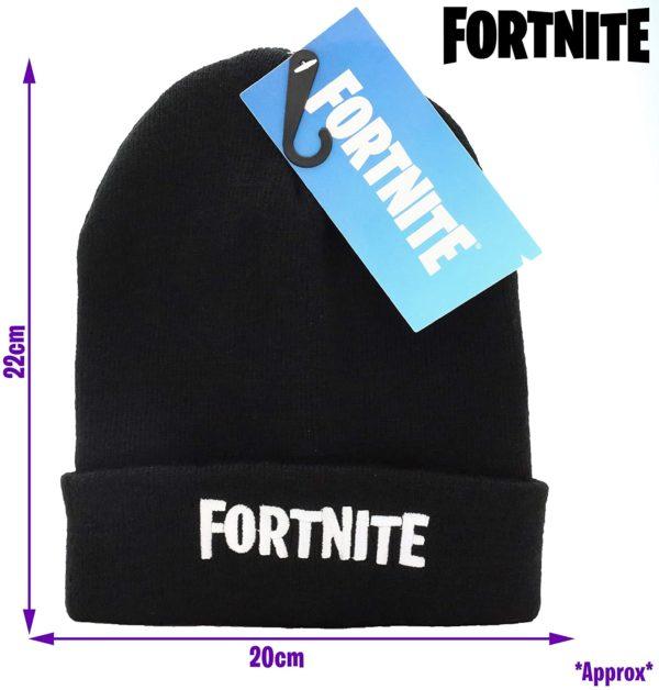 Le bonnet Fortnite | Idées cadeaux insolites