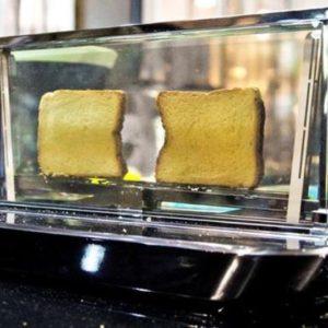 Le grille-pain transparent | Idées cadeaux insolites