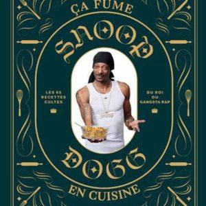 Le livre de cuisine de Snoop Dogg | Idées cadeaux insolites