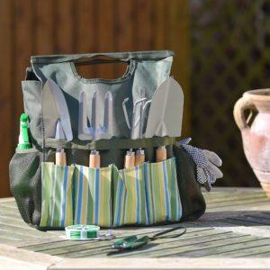 Les outils essentiels pour le jardinage dans un seul sac | Idées cadeaux insolites