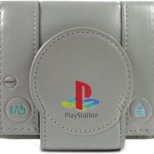 Porte-feuille console de jeux vidéo SONY Playstation 1 (PS1) | Idées cadeaux insolites