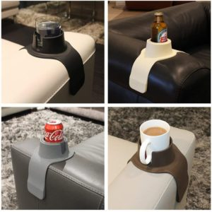Porte Gobelets Boissons pour votre canapé | Idées cadeaux insolites