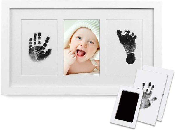 Prenez les empreintes de bébé | Idées cadeaux insolites