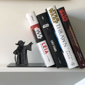 Serre-livres Maître Yoda de l'univers Star Wars | Idées cadeaux insolites