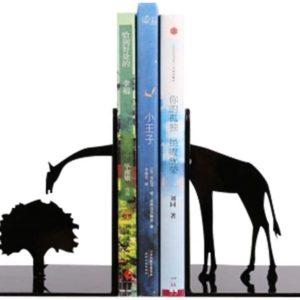 Serre-livres original girafe | Idées cadeaux insolites
