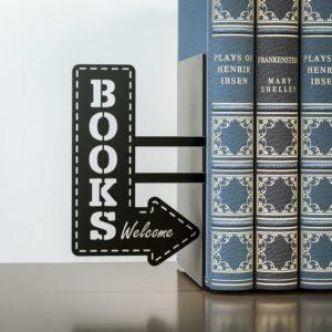 Serre-livres rétro vintage | Idées cadeaux insolites