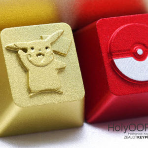 Touches de clavier Pokémon | Idées cadeaux insolites