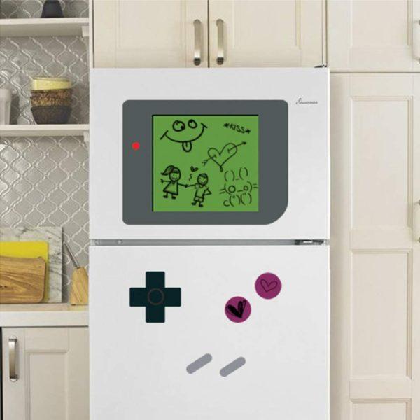 Transformez votre frigo en Gameboy | Idées cadeaux insolites