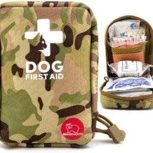 Trousse de premiers secours pour votre animal de compagnie | Idées cadeaux insolites