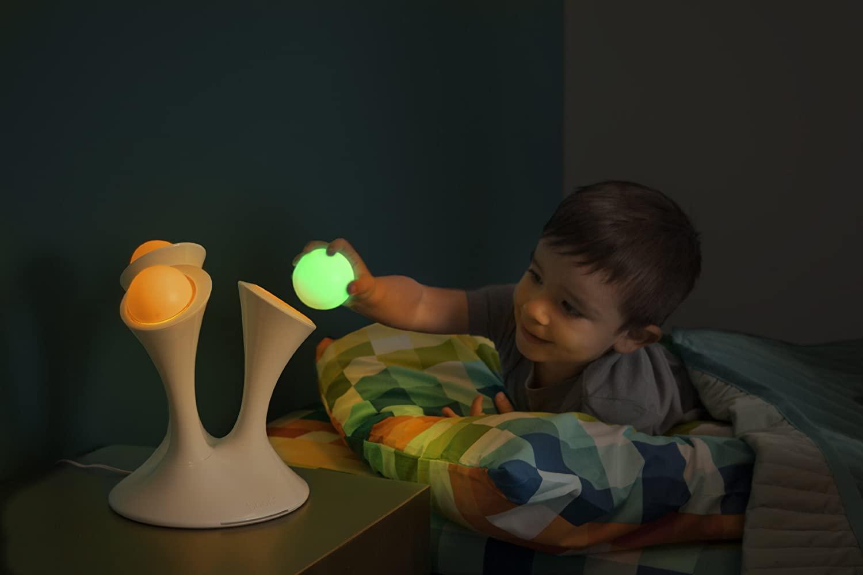 Veilleuses multicolores avec boules luminescentes portables | Idées cadeaux insolites