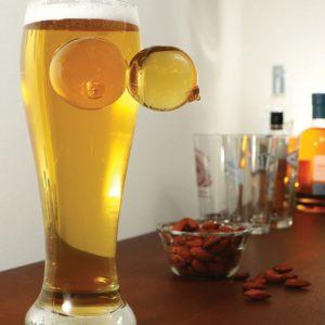 Verre à bière coquin avec des seins | Idées cadeaux insolites
