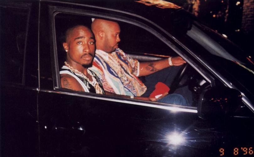 La dernière photo de Tupac quelques minutes avant sa mort