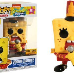 Funko Pop : Figurine Bob l'Éponge | Idées cadeaux insolites