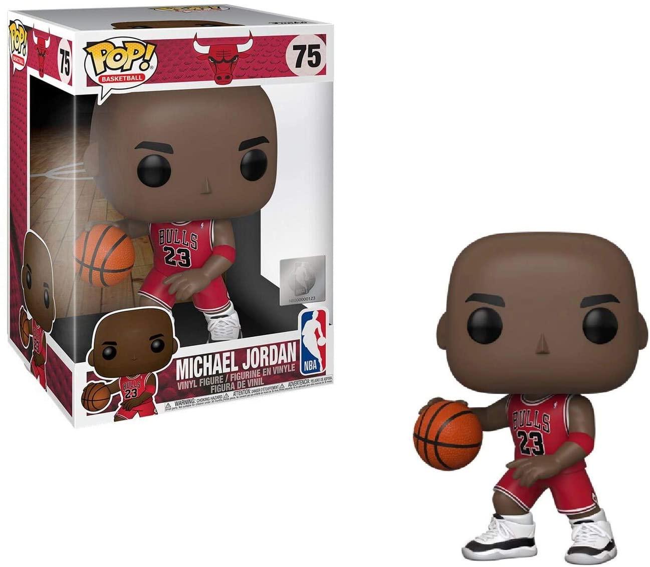 Funko Pop : Figurine Michael Jordan | Idées cadeaux insolites originales