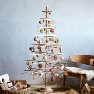Un sapin de Noël en bois original | Idées cadeaux déco originales insolites