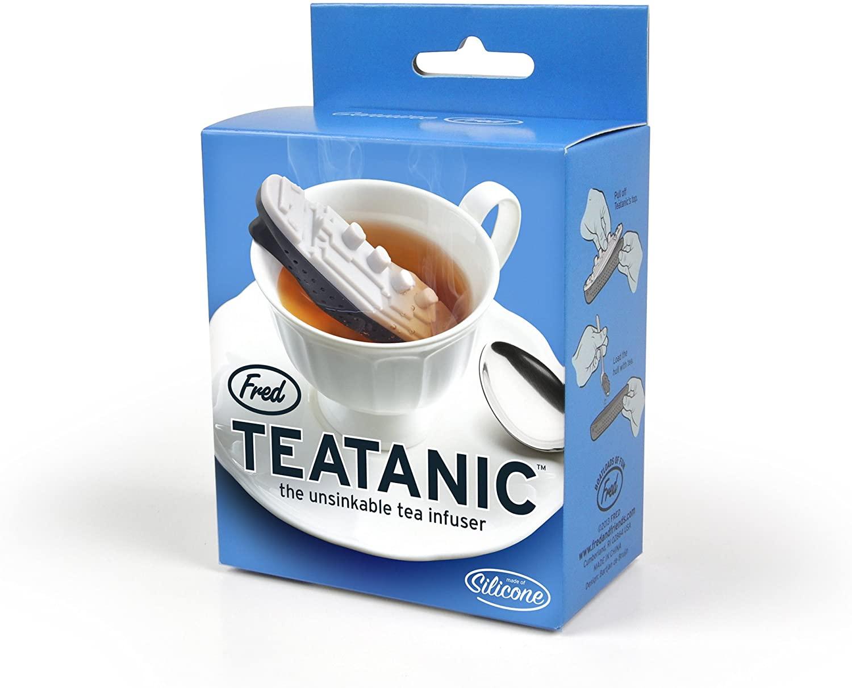 Teatanic, infuseur à thé original Titanic | Idées cadeaux originales insolites