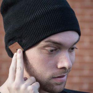 Un bonnet connecté avec Bluetooth intégré | Idées cadeaux insolites