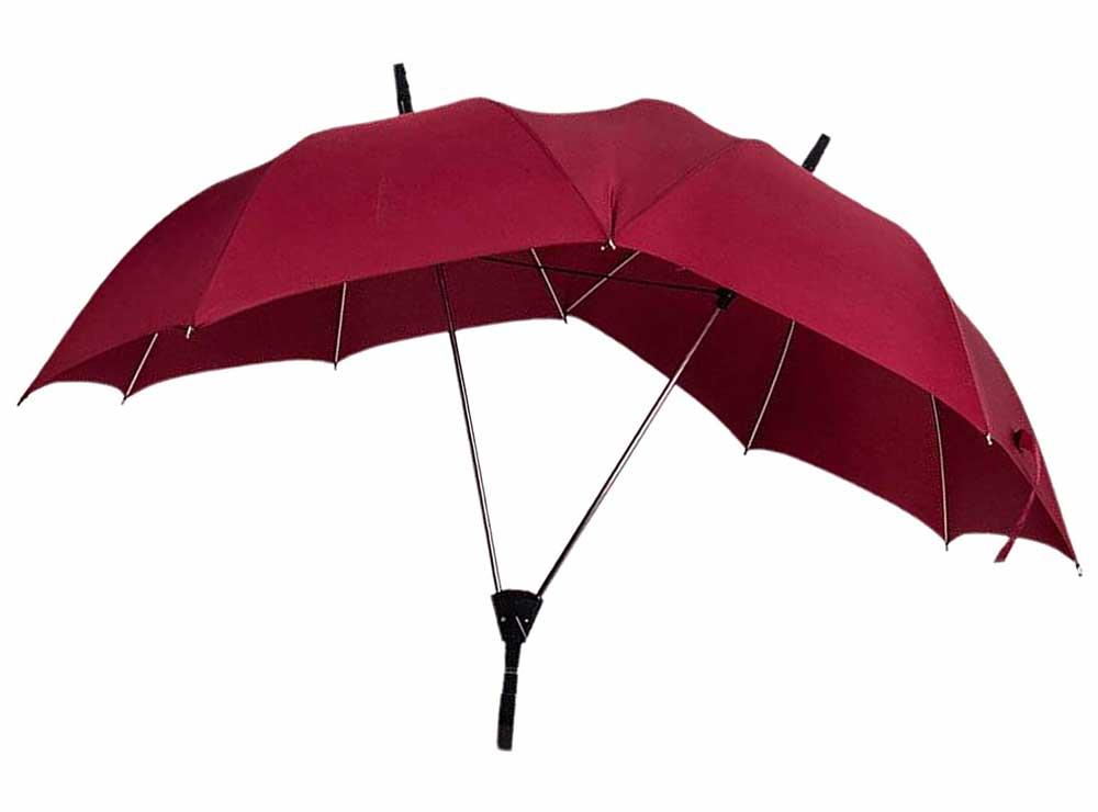 Parapluie pour 2 personnes | Idées cadeaux insolites et originales pour la Saint-Valentin