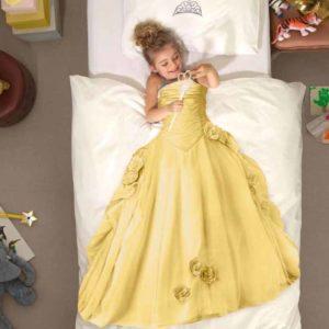 Parure de lit originale princesse pour fille | Idées cadeaux originales et insolites