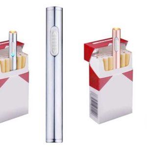 Mini briquet en forme de cigarettes rechargeable | Idées cadeaux insolites et originales